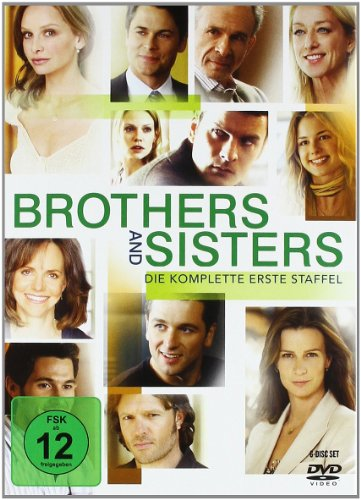 Brothers and Sisters Staffel 1 (6 DVDs)
