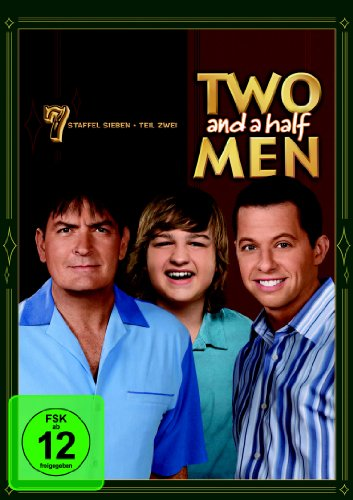 Two and a Half Men Staffel  7, Teil 2 (2 DVDs)