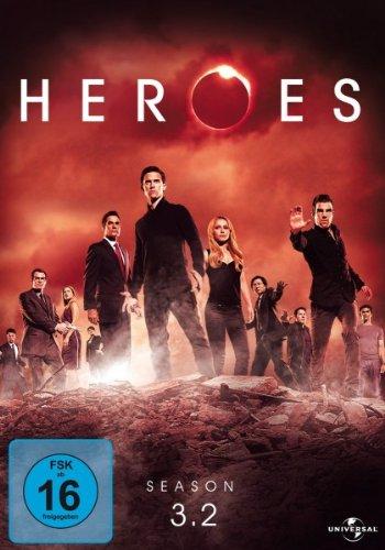 Heroes Staffel 3.2 (3 DVDs)