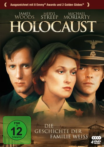 Holocaust - Die Geschichte der Familie Weiss 4 DVDs
