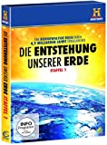 Die Entstehung unserer Erde - Staffel 1 (History) (4 DVDs)