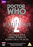 Doctor Who - Revisitation 2: The Seeds of Death / Carnival of Monsters / Resurrection of the Daleks (6 DVDs)