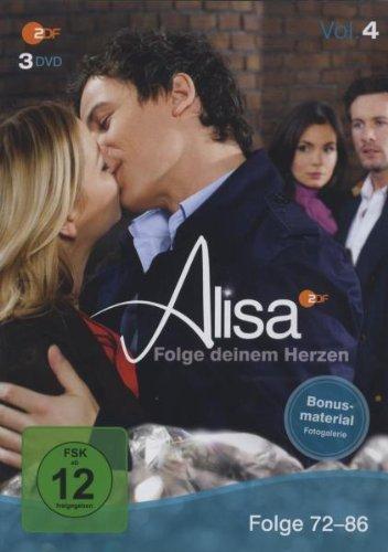 Alisa - Folge Deinem Herzen, Vol. 4 (3 DVDs)