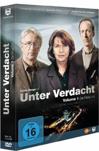 Unter Verdacht Vol. 1 (3 DVDs)