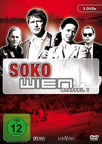 SOKO Wien Staffel  1 (3 DVDs)