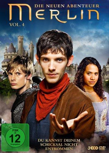 Merlin - Die neuen Abenteuer, Vol. 4 (3 DVDs)