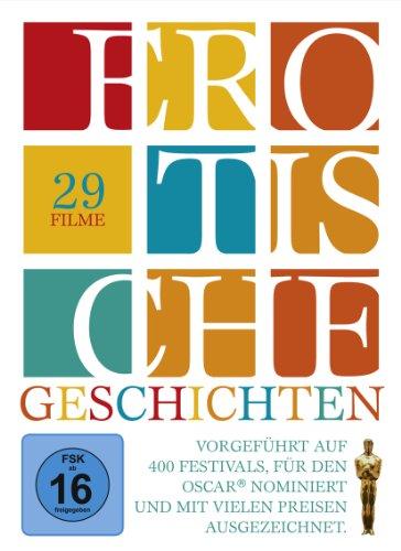 Erotische Geschichten - 29 Filme (10 DVDs)