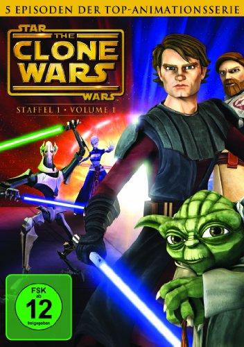 Star Wars - The Clone Wars: Staffel 1, Vol 1
