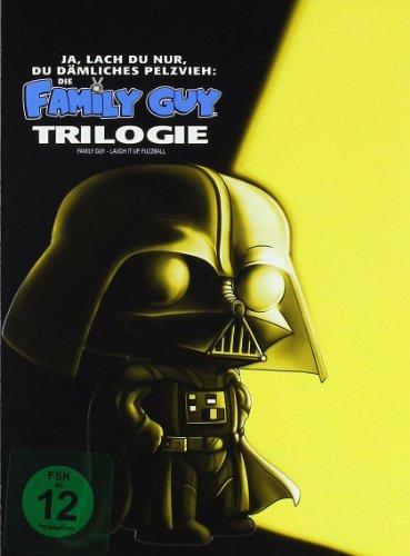 Ja, lach du nur, du dämliches Pelzvieh - Die Family Guy-Trilogie (3 DVDs)