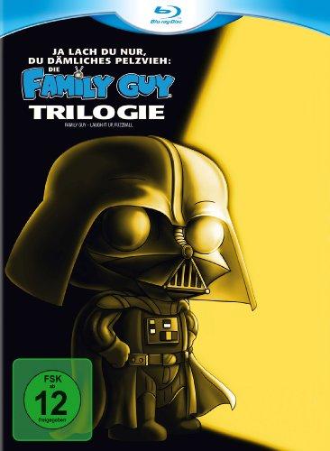 Ja, lach du nur, du dämliches Pelzvieh - Die Family Guy-Trilogie [Blu-ray]
