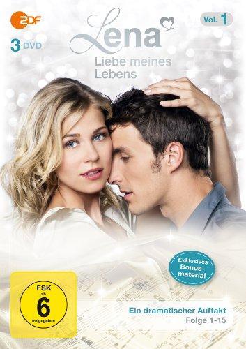 Lena - Liebe meines Leben, Vol. 1 (Folge 1-15) (3 DVDs)