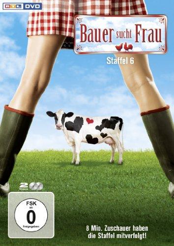 Bauer sucht Frau Staffel 6 (2 DVDs)