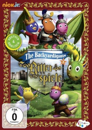 Backyardigans, Vol. 3: Ritterspiele