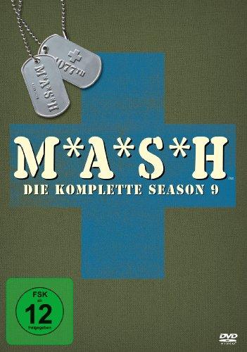M*A*S*H Season  9 (3 DVDs)