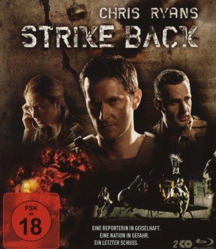 Chris Ryans Strike Back Blu-ray