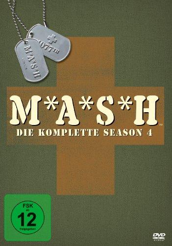 M*A*S*H Season  4 (3 DVDs)