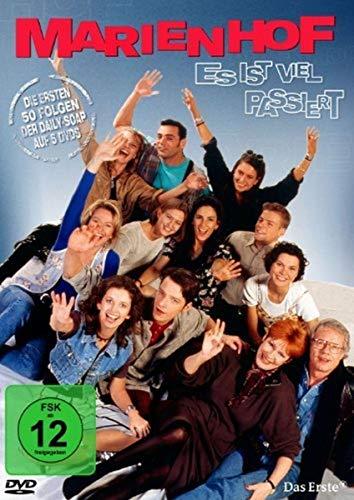 Marienhof Es ist viel passiert: Die ersten 50 Folgen der Daily Soap (5 DVDs)