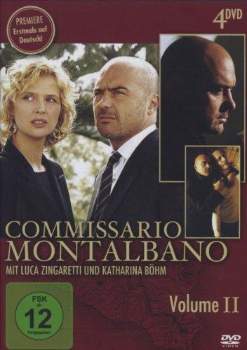 Commissario Montalbano, Vol. 2 (4 DVDs)