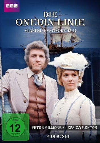 Die Onedin Linie Staffel 4 (4 DVDs)