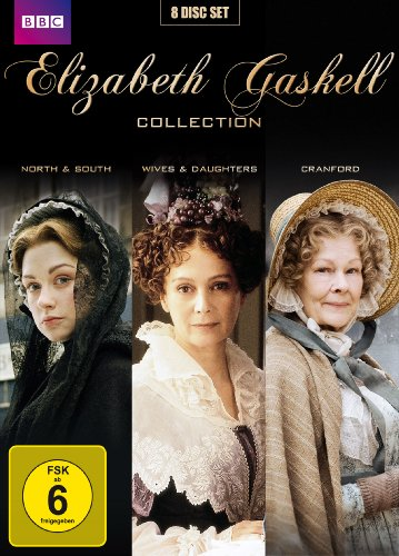 Elizabeth Gaskell Collection (8 DVDs)