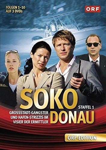 SOKO Donau Staffel  1 (3 DVDs)
