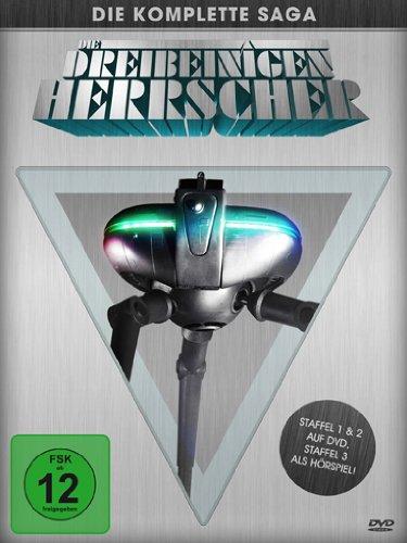 Die dreibeinigen Herrscher Die komplette Saga (6 DVDs + 4 Audio-CDs)