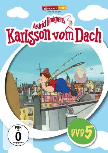 Astrid Lindgrens Karlsson vom Dach,