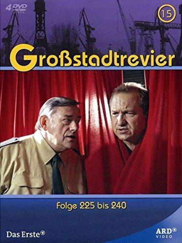 Großstadtrevier Box 15, Staffel 20 (4 DVDs)