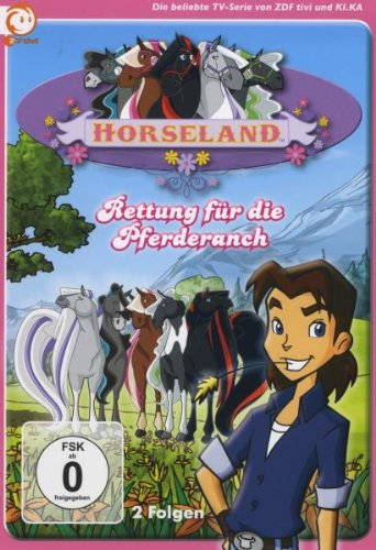 Horseland Vol.13 - Rettung für die Pferderanch