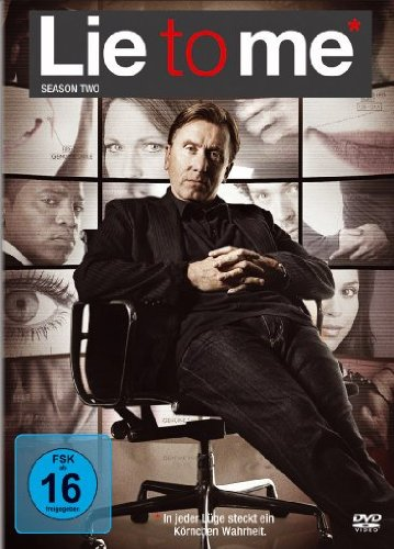 Lie to Me Season 2 (6 DVDs)