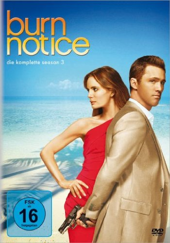Burn Notice Staffel 3 (4 DVDs)