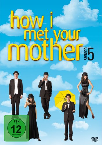 How I Met Your Mother Staffel 5 (3 DVDs)