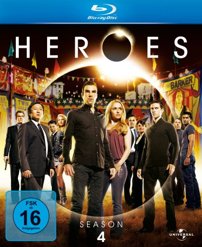 Heroes Staffel 4 [Blu-ray]
