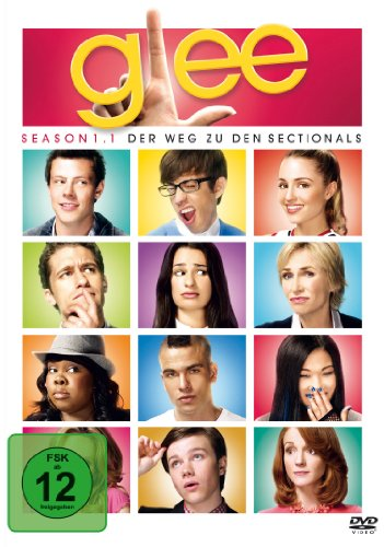 Glee Staffel 1, Vol. 1 (4 DVDs)