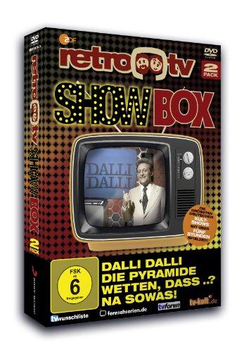 retro-tv Show Box (