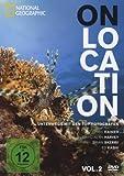 National Geographic - On Location: Unterwegs mit den Top-Fotografen, Vol. 2 (2 DVDs)
