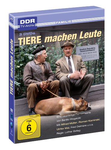 Tiere machen Leute (DDR TV-Archiv) (3 DVDs)