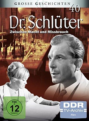 Dr. Schlüter (DDR-TV-Archiv) (4 DVDs)