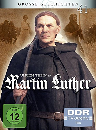 Martin Luther (DDR TV-Archiv) (3 DVDs)
