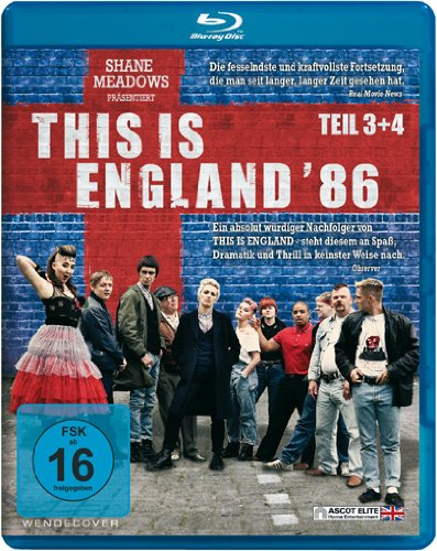 This is England '86, Teil 3+4 [Blu-ray]