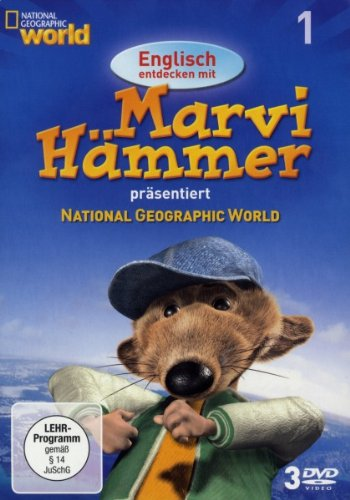 Marvi Hämmer präsentiert: Englisch entdecken mit Marvi Hämmer, Box 1 (3 DVDs)