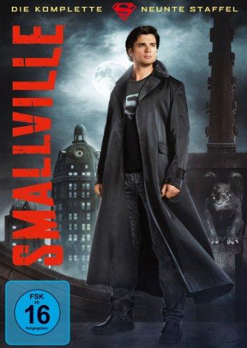 Smallville Staffel  9 (6 DVDs)