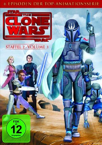 Star Wars - The Clone Wars: Staffel 2, Teil 3