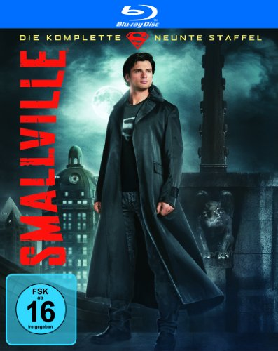 Smallville Staffel  9 [Blu-ray]