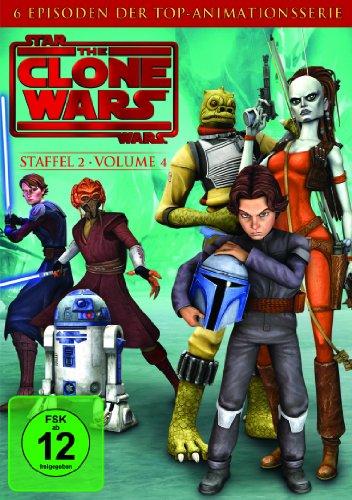 Star Wars - The Clone Wars: Staffel 2, Teil 4