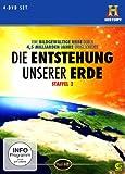 Die Entstehung unserer Erde - Staffel 2 (History) (4 DVDs)