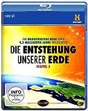 Die Entstehung unserer Erde - Staffel 2 (History) [Blu-ray]
