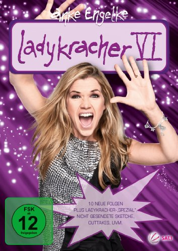 Ladykracher, Staffel 6 (2 DVDs)