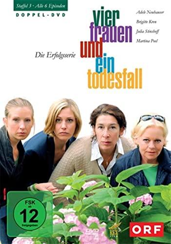 Vier Frauen und ein Todesfall Staffel 3 (2 DVDs)