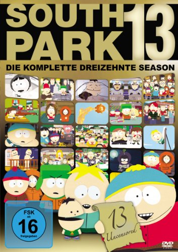 South Park Staffel 13 (3 DVDs)